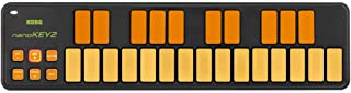 Korg NanoKEY2 Keyboard Controller - Orange Green Limited Edition