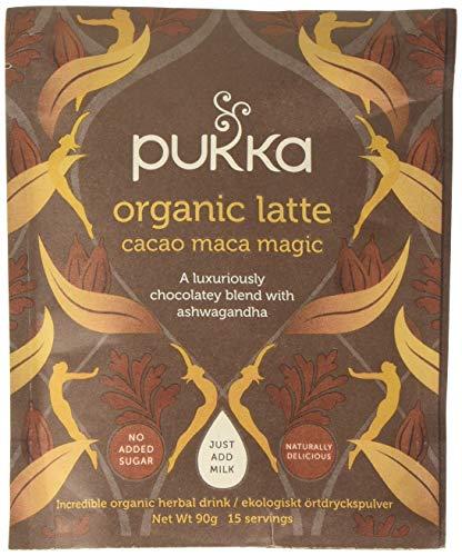 Pukka Herbs Cacao Maca Magic Latte 90g, 1 g
