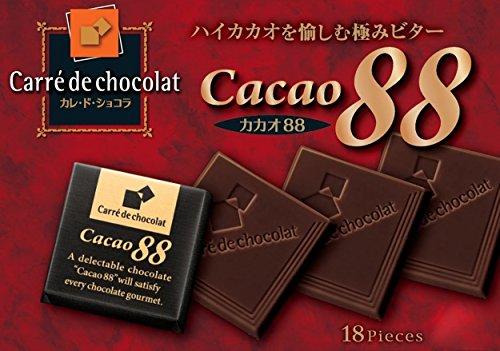 森永製菓『カレ・ド・ショコラ<カカオ88>』