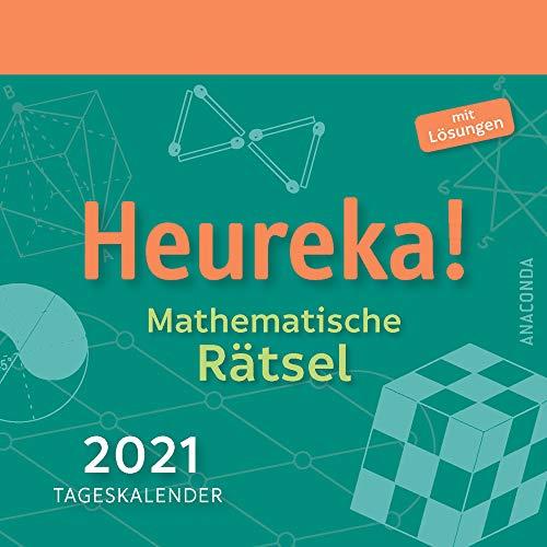 Heureka - Mathematische Rätsel 2021 - Tageskalender