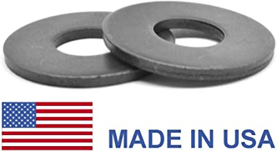 .203-.562 MS15795-848B Flat Washer - USA Stainless Steel 18-8 Black Oxide Pk 2000