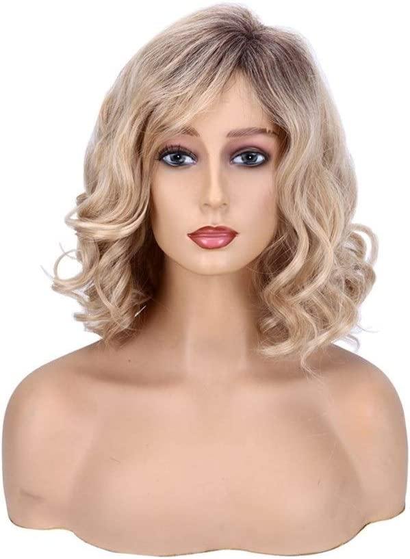 Udol Discount mail order European and Female Long Hair Br Synthetic net Cheap super special price Rose Wig