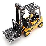 Newest Factory Price Camión RC 4WD 6CH Carretilla elevadora de...