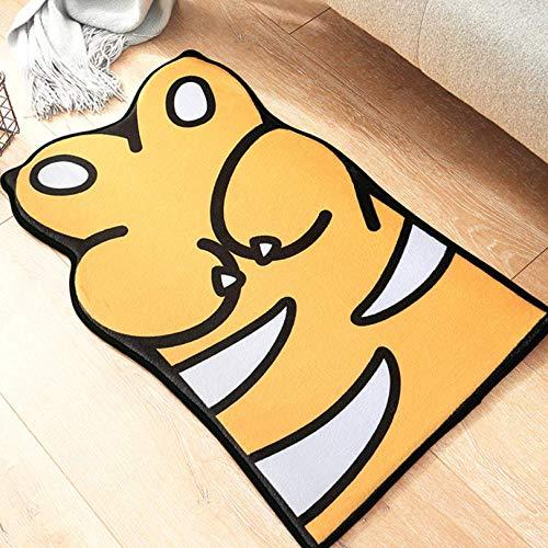 YBX Saugfähige Bodenmattenschere In Palmenform Für Katzen 50 * 80 cm