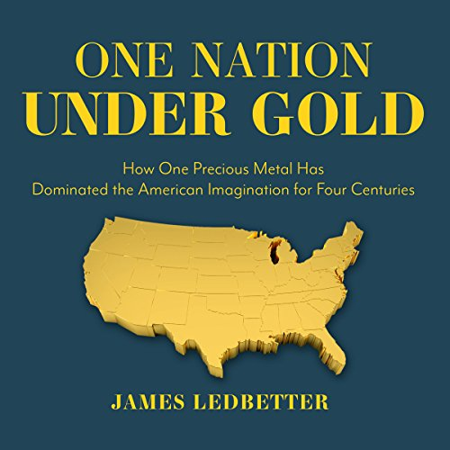 One Nation Under Gold audiobook cover art