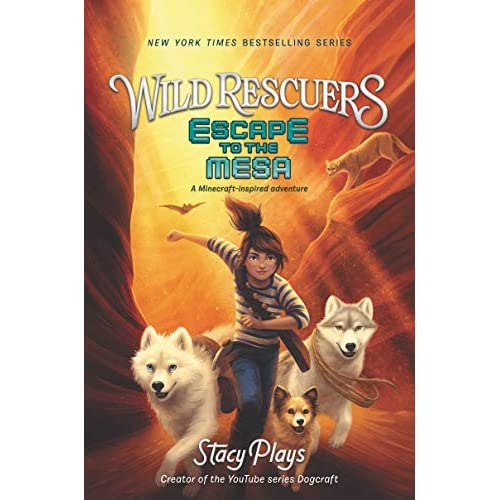 Wild Rescuers: Escape to the Mesa (English Edition)