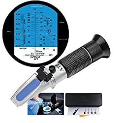 4-in-1-Refractometer-Ethylene-Glycol-Propylene-Glycol -n-antifreeze