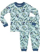 George Pig - Pijama para Niños - George Pig - Ajuste Ceñido - 2-3 Años