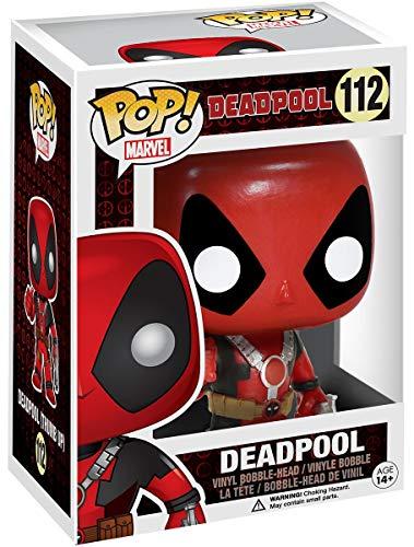 Funko POP! Marvel: X-men: Deadpool