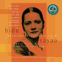 Opera Arias & Brazilian Folk Songs