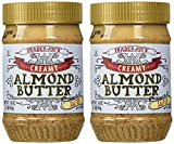 Best Almond Butters - Trader Joe's Creamy Salted Almond Butter 16 oz Review
