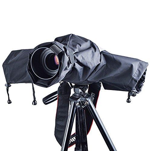 Funda Lluvia cámara, ZWOOS Protector Antilluvia Impermeable