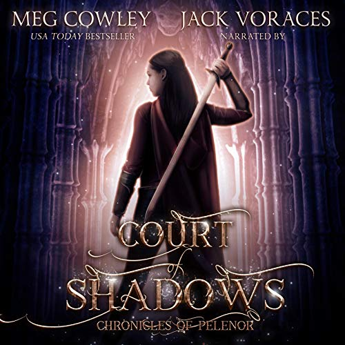 Court of Shadows (A Sword & Sorcery Epic Fantasy)  By  cover art