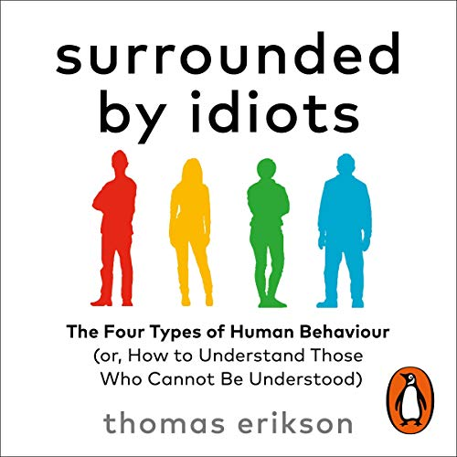 Couverture de Surrounded by Idiots
