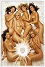 1art1 Pretty Girls Poster and Frame (Plastic) - Loaded, Kama Sutra (36 x 24 inches)
