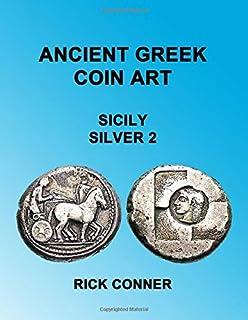 Ancient Greek Coin Art Sicily Silver 2