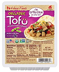 House Foods, Organic Extra-firm Tofu, 12 oz