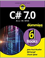 C# 7.0 All-in-One For Dummies (For Dummies All in One)