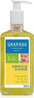 Granado Sabonete Líquido Glicerinado Bebê, 250 ml