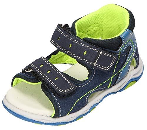 Greenies Lauflernschuhe K.Sandale in Jeans/Komb, Größe 20.0,