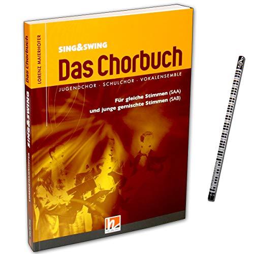 Sing & Swing - das Chorbuch für den Schul- und Jugendchor SAA/SAB - Helbling Verlag 9783850613057