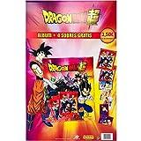 DRAGON BALL SUPER 2 sticker Collection Mega Starter Pack [Album + 5 Bustine omaggio + BOX DA 50...