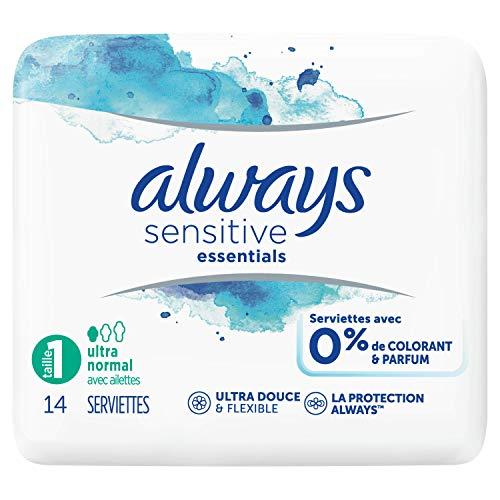 Always - Sensitive Essentials Maandverband - 14 Stuks