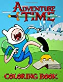 Adventure Time Coloring Book: Join Finn, Jake, and the rest of your favorite friends and explore the...
