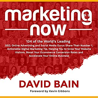 Marketing Now cover art