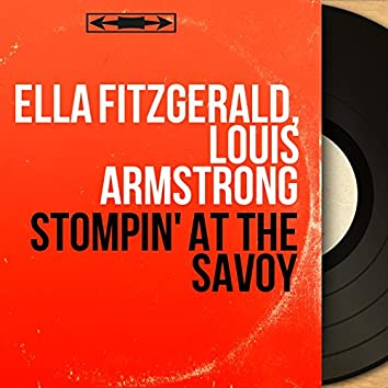Stompin' at the Savoy (feat. Oscar Peterson, Herb Ellis, Ray Brown, Buddy Rich) [Mono Version]