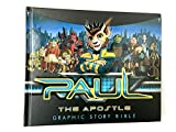 Paul the Apostle: Graphic Story Bible (Hardcover) – Inspirational and Action-Packed Bible Story for Kids Ages 8-15, Perfect Gift for Children, Friends, Family, Birthdays, Easter, and More.