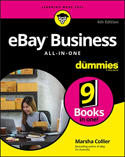 eBay Business All-in-One For Dummies (For Dummies (Business & Personal Finance)) (English Edition)