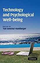 Technology and Psychological Well-being (2009-10-12)