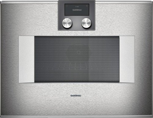 Gaggenau Built-in Microwave Oven BM 451 100 Anthracite 60 cm