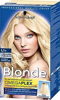 Schwarzkopf Blonde Aufheller L1+