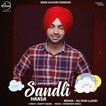 Sandli Haasa (Remix) - Single