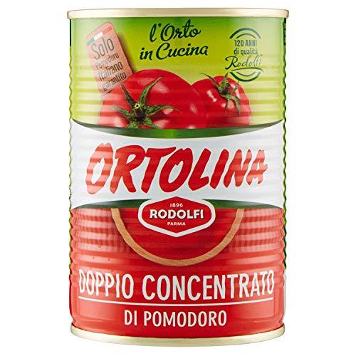 Ortolina Doble concentrado de tomate, 410 g