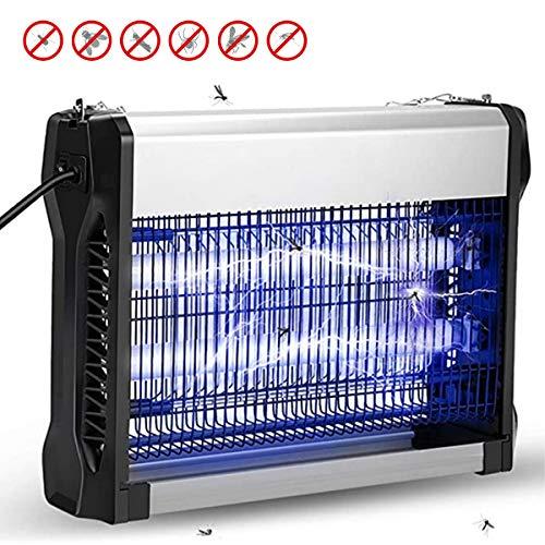AETKFO Lámpara Antimosquitos UV Electrico Repelente Mosquit