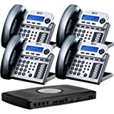 XBLUE Networks XB2022-04-TM X16 4 Bundle Titanium