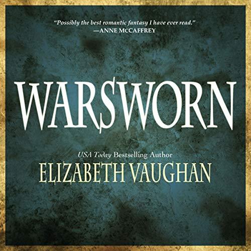 Warsworn audiobook cover art