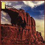 Utah Calendar 2022: 18 Month Calendar Utah, Square Calendar 2022, Cute Gift Idea For Utah Lovers Women & Men, Size 8.5 x 8.5 Inch Monthly