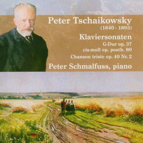 Sonate für Klavier Cis-Moll op. posth. 80 - III. Allegro vivo - Trio - Tempo primo