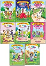 Rainbow Magic Early Readers 10 Books Bundle Collection (Belle the Birthday Fairy,Summer the Holiday Fairy,Keira the Film Star Fairy,Shannon the Ocean Fairy,Destiny the Pop Star Fairy...