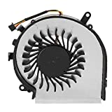 Zunate Ventilateur CPU,Ventilateurs de processeur,Compatible P/N: PAAD06015SL N303,Application: MSI GE62 GL62 GE72 GL72 GP62 GP72...