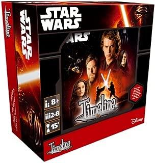 Asmodee Timeline Card Game: Star Wars I-II-III TIM07ES