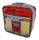 NBA Chicago Bulls 'Shadow Play' Raschel Throw Blanket, 60' x 80'