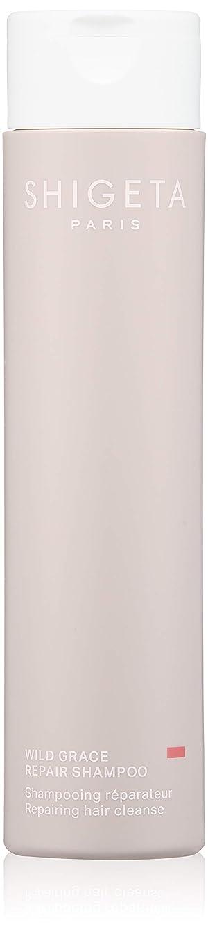 清めるいたずらエールSHIGETA(シゲタ) ワイルドグレース シャンプー 250ml