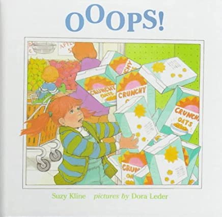 Ooops! by Suzy Kline (1988-04-02)