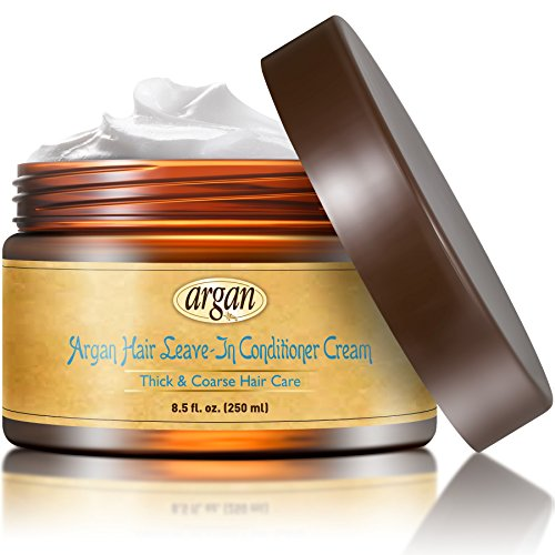 Vitamins Leave in Conditioner Cream - Thick Coarse...