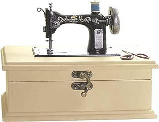 Dibor - Joyero para máquina de Coser, Estilo Vintage, Estilo ...